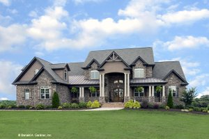 Great Estate House Plans from HomePlans.com on