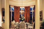 Mediterranean Style House Plan - 3 Beds 3.5 Baths 3891 Sq/Ft Plan #930-100 Interior - Dining Room