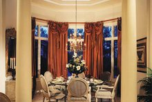 House Plan Design - Mediterranean Interior - Dining Room Plan #930-100