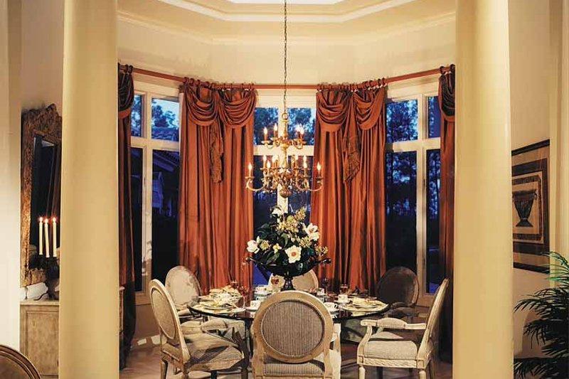 Mediterranean Interior - Dining Room Plan #930-100 - Houseplans.com