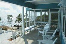 House Plan Design - Country Exterior - Outdoor Living Plan #928-177