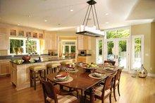 House Design - Prairie Interior - Kitchen Plan #928-38
