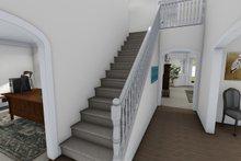 Farmhouse Interior - Entry Plan #1060-1