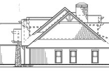 House Plan Design - Country Exterior - Other Elevation Plan #17-3315
