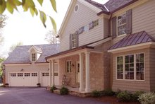 Home Plan - Country Exterior - Other Elevation Plan #57-628