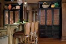 Classical Interior - Kitchen Plan #928-55