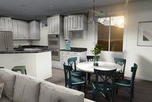 House Plan Design - Ranch Interior - Dining Room Plan #1060-5