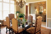 House Plan Design - Country Interior - Dining Room Plan #927-904
