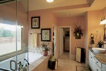 Country Interior - Master Bathroom Plan #927-854