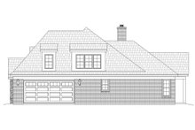 European Exterior - Other Elevation Plan #932-5