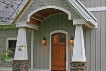 Architectural House Design - Craftsman Exterior - Front Elevation Plan #928-54