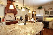 Home Plan - Country Interior - Kitchen Plan #927-409