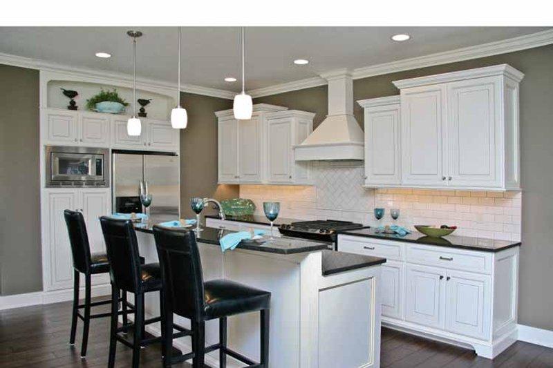 Craftsman Interior - Kitchen Plan #928-194 - Houseplans.com