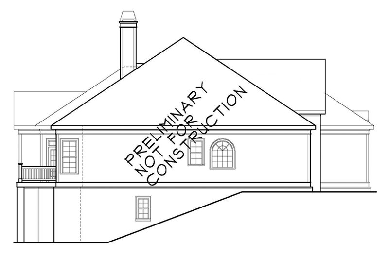 Country Exterior - Other Elevation Plan #927-904 - Houseplans.com