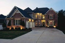 House Design - Country Exterior - Front Elevation Plan #927-654