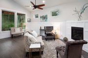 Contemporary Style House Plan - 3 Beds 2.5 Baths 2116 Sq/Ft Plan #1070-30 Interior - Other
