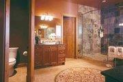 Craftsman Style House Plan - 5 Beds 6.5 Baths 5876 Sq/Ft Plan #942-16 Interior - Master Bathroom