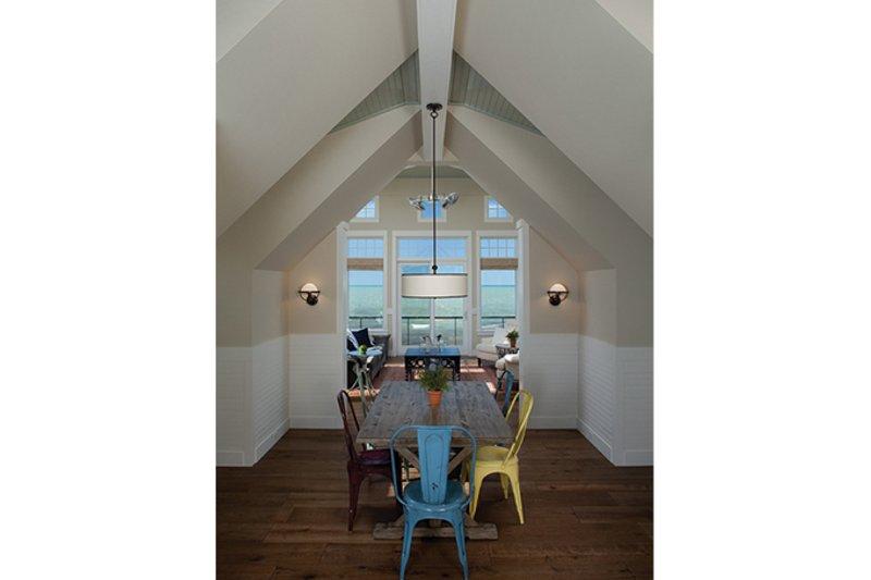 Contemporary Interior - Dining Room Plan #928-249 - Houseplans.com