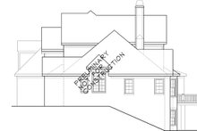 House Design - European Exterior - Other Elevation Plan #927-531