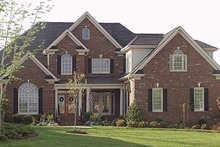 Home Plan - Traditional Exterior - Front Elevation Plan #453-308