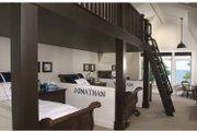 Craftsman Style House Plan - 3 Beds 3 Baths 5162 Sq/Ft Plan #928-232 Interior - Bedroom
