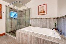 Architectural House Design - Prairie Interior - Master Bathroom Plan #1042-18