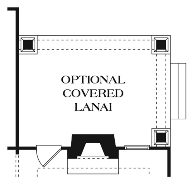 House Design - Craftsman Floor Plan - Other Floor Plan #453-618