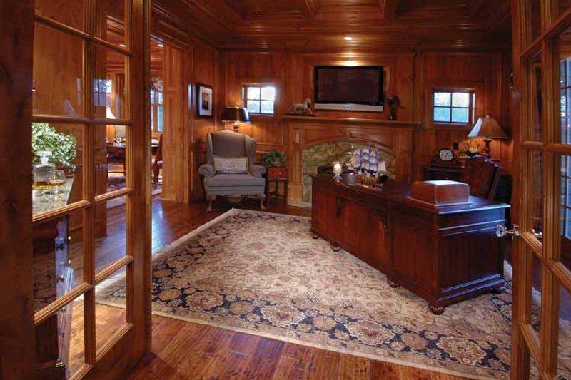 Craftsman Interior - Other Plan #132-353 - Houseplans.com