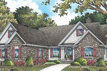 Traditional Exterior - Front Elevation Plan #929-959