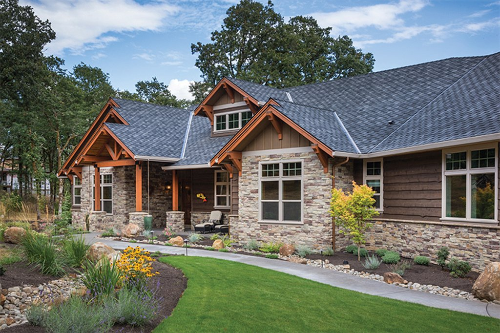 Ranch style house plan 3 beds 3 baths 2910 sq ft plan for Ranch farmhouse floor plans