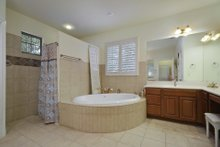Dream House Plan - Country Interior - Master Bathroom Plan #80-180