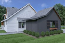 Architectural House Design - Cottage Exterior - Other Elevation Plan #1070-61