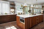 Farmhouse Style House Plan - 3 Beds 3.5 Baths 3799 Sq/Ft Plan #928-14 Interior - Kitchen
