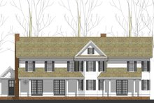 Country Exterior - Other Elevation Plan #481-8