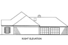 Home Plan - European Exterior - Other Elevation Plan #45-361