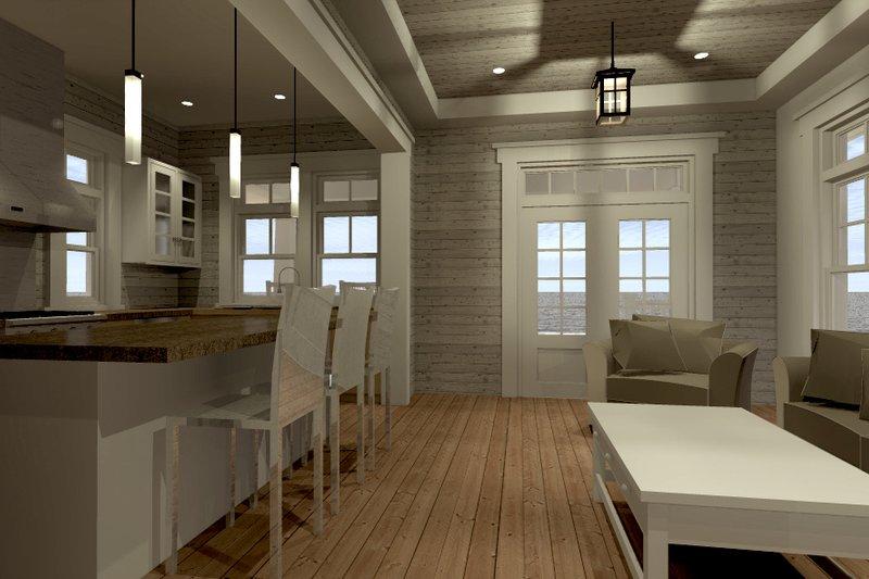 Beach Interior - Other Plan #64-238 - Houseplans.com