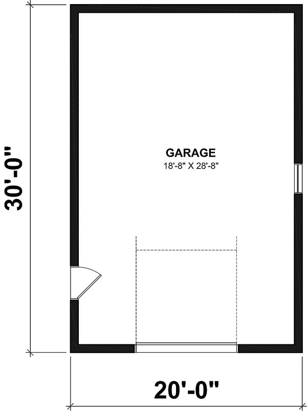 Farmhouse Floor Plan - Main Floor Plan #23-2748