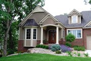 European Style House Plan - 3 Beds 3 Baths 4726 Sq/Ft Plan #320-501 Photo