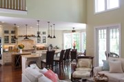 Country Style House Plan - 3 Beds 3.5 Baths 3528 Sq/Ft Plan #930-10 Interior - Family Room