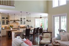 Country Interior - Family Room Plan #930-10