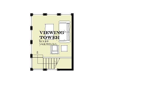 Farmhouse Floor Plan - Other Floor Plan Plan #901-140