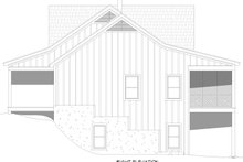 Home Plan - Farmhouse Exterior - Other Elevation Plan #932-388