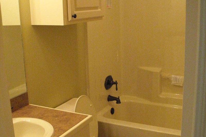 European Interior - Bathroom Plan #21-310 - Houseplans.com