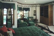 Traditional Style House Plan - 4 Beds 3.5 Baths 3376 Sq/Ft Plan #70-510 Photo