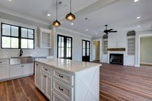 House Plan Design - Farmhouse Interior - Kitchen Plan #430-164