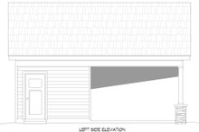 House Blueprint - Country Exterior - Other Elevation Plan #932-354