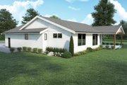 Craftsman Style House Plan - 3 Beds 2 Baths 1924 Sq/Ft Plan #1070-143