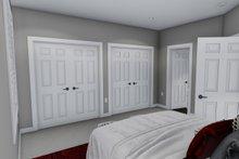 Dream House Plan - Ranch Interior - Master Bedroom Plan #1060-42