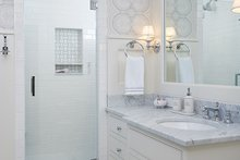 Home Plan - Tudor Interior - Bathroom Plan #928-275