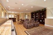Mediterranean Style House Plan - 5 Beds 4 Baths 3585 Sq/Ft Plan #80-221 Interior - Other